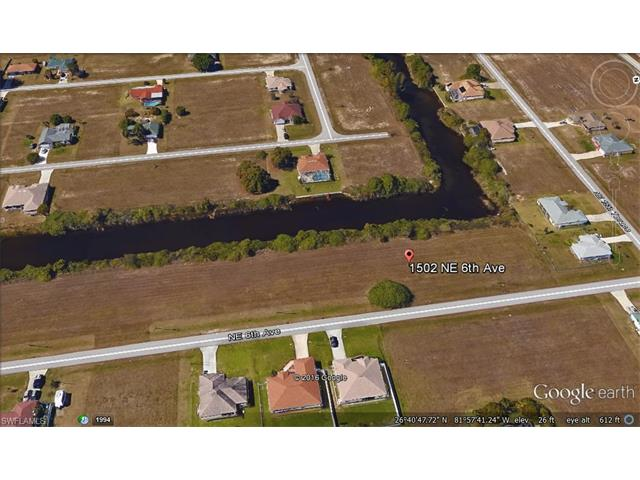 1502 NE 6th AVE, Cape Coral, FL 33909