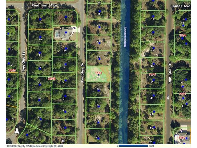 154 Longley DR, Port Charlotte, FL 33954
